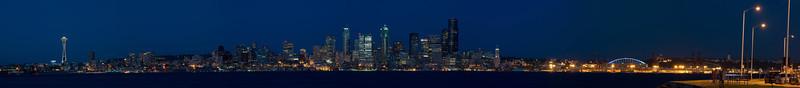 Seattle skyline 0001
