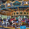 Seattle - Woodland Park Zoo - Merry-Go-Round