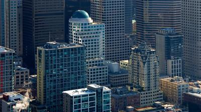 Seattle skyline 0009