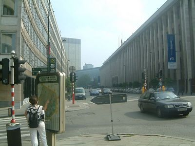 Governmental district of Brussels