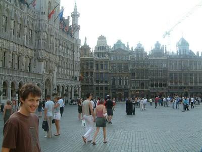 Seb + Grand Place
