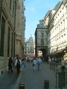 Near Grand Place 1