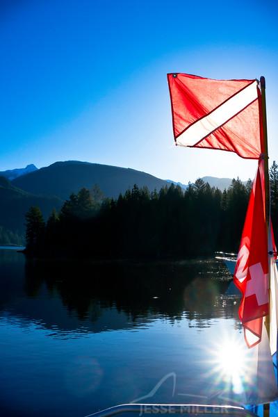 Kal's Dive Flag