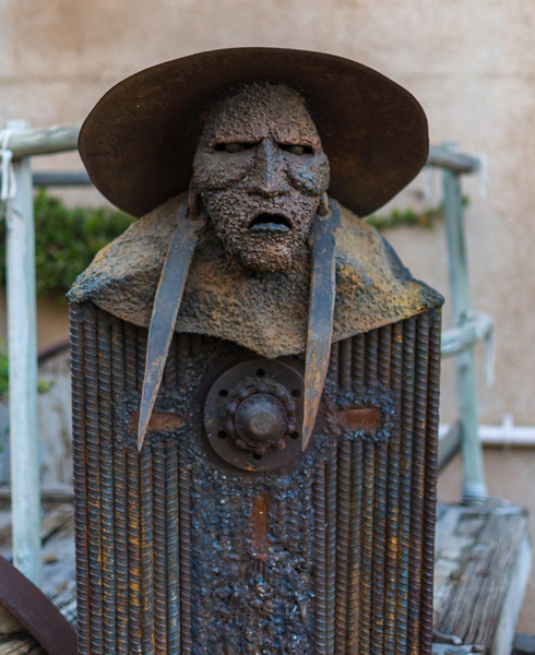 Rebar Man, Tlaquepaque Arts Center