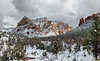 Sedona after the snow.