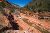 Slide Rock State Park, Oak Creek Canyon,