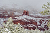 Sedona Snow Storm