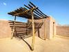 Pueblo Reconstruction, Pueblo Grande Museum, Phoenix