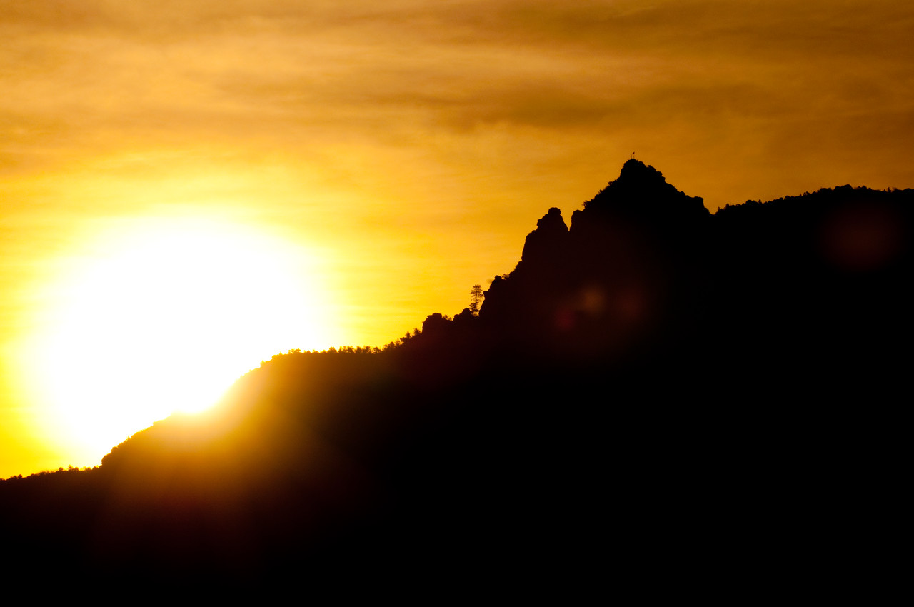 Sunrise in Sedona 2