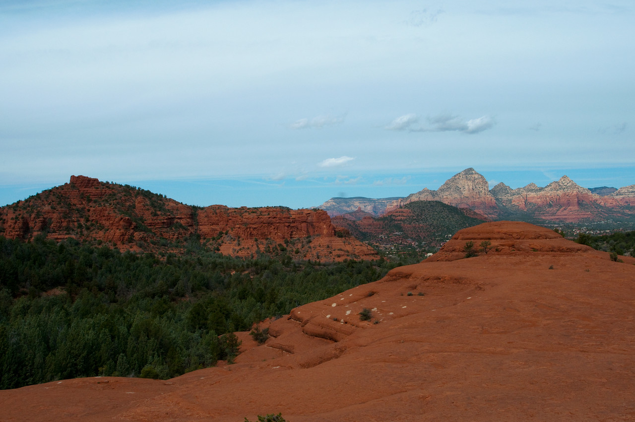 Sedona, AZ. - from Pink Jeep Tour what a Blast!