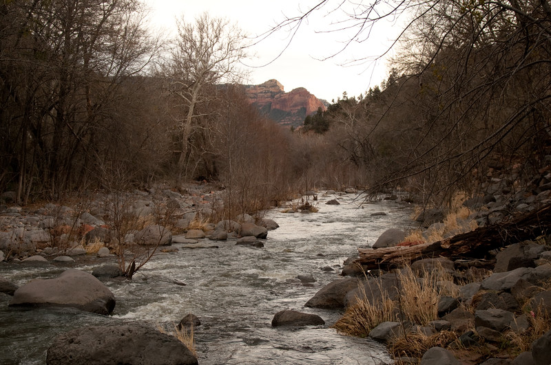 Sedona, AZ. - Oak Creek Canyon
