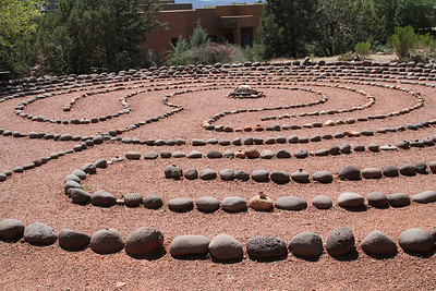 The Labyrinth at Indian Gardens