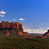 COURTHOUSE BUTTE & BELL ROCK