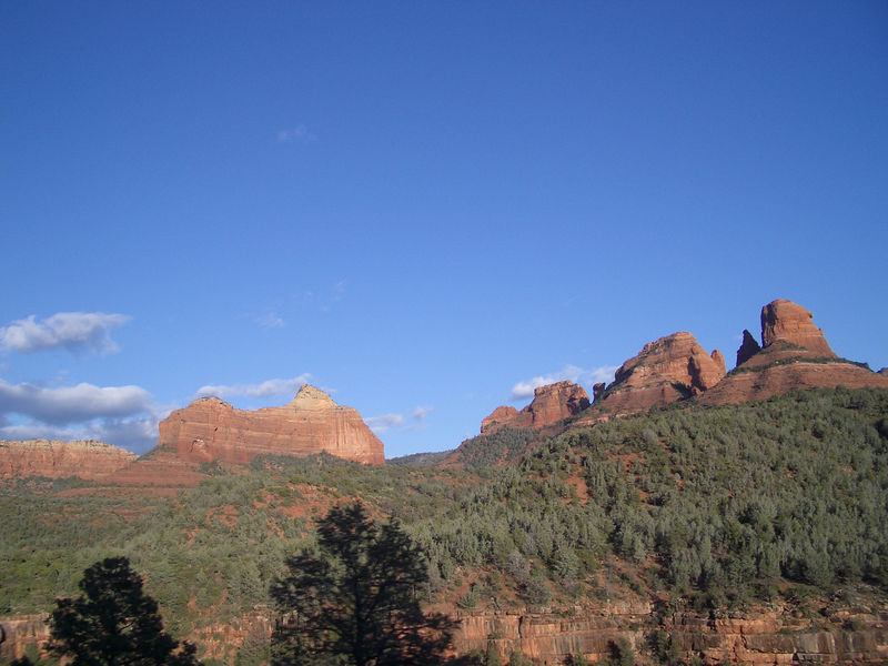 Sedona, Arizona<br /> May 2005