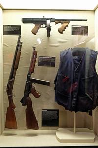 Mob Museum Vegas guns & vest
