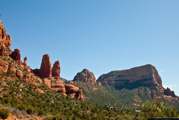 Sedona - Holy Cross Chapel