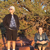 Kate and Caryl-Sedona, AZ