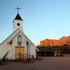 104-Elvis's chapel at Apache Junction east of Phoenix