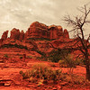 108- Cathedral rock from the trailhead side