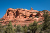 Boynton Canyon Vista, Secret Mountain, 1.2 Miles. Vortex location