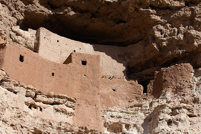 Montezuma's Castle National Monument #1 (just south of Sedona; has nothing to do with Aztecs or Montezuma!)