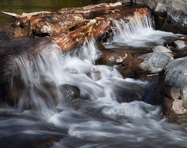 Oak Creek near Encinosa picnic area