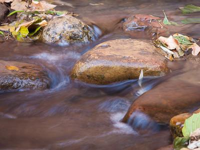 West Fork ripples