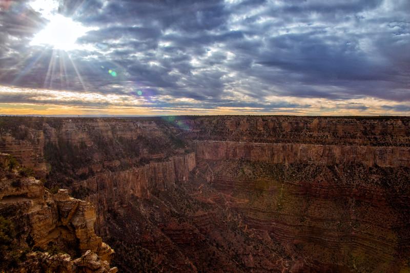 Grand Canyon, vacation