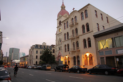 Saint Boniface Church, 133 Golden Gate Avenue, San Francisco. July 7th, 2011.  To learn more, see: http://www.stbonifacesf.org/