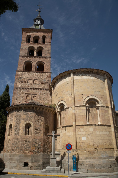 San Adres Church.
