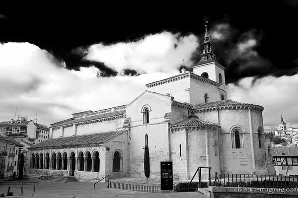 Segovia, Spain, 2011