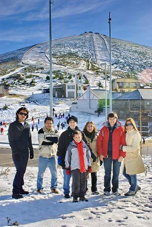 Segovia Visit with Fridays