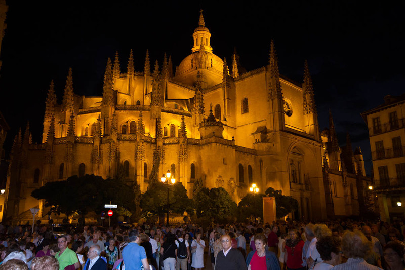Festival of The Virgin of the Fuencisla