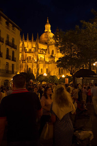 Festival of The Virgin of the Fuencisla. Segovia