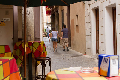 Bar Sefardi, Segovia