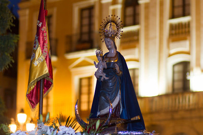 Festival of The Virgin of the Fuencisla