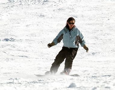 Feb07 on the snow