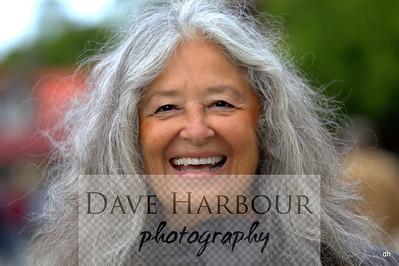 Francine Lastufka Taylor by Dave Harbour, 7-4-11, Seldovia