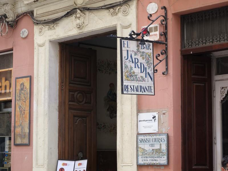 Malaga restaurant