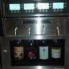 "Crappy cell phone photo.  But this is at Avant Tapas & WIne in Buellton, CA.  You put money into a swipe card, then walk around the restaurant, pick a wine, swipe the card , then select ""Taste"", ""Half Sample"", or ""Full Glass""."