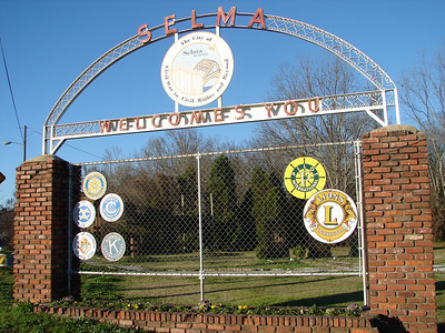 Selma, Alabama - Selma to Montgomery National Historic Trail