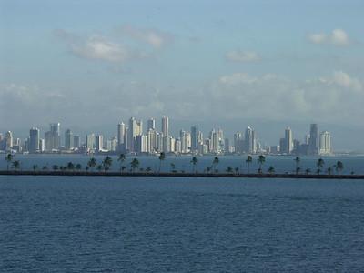 Panama Canal (Jan 2006)