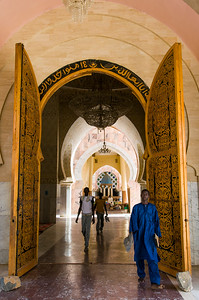 Touba in Senegal