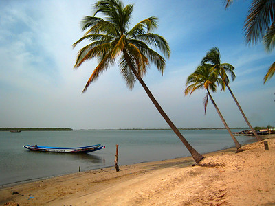 Casamance, in Senegal