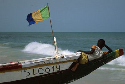 Saint-Louis in Senegal