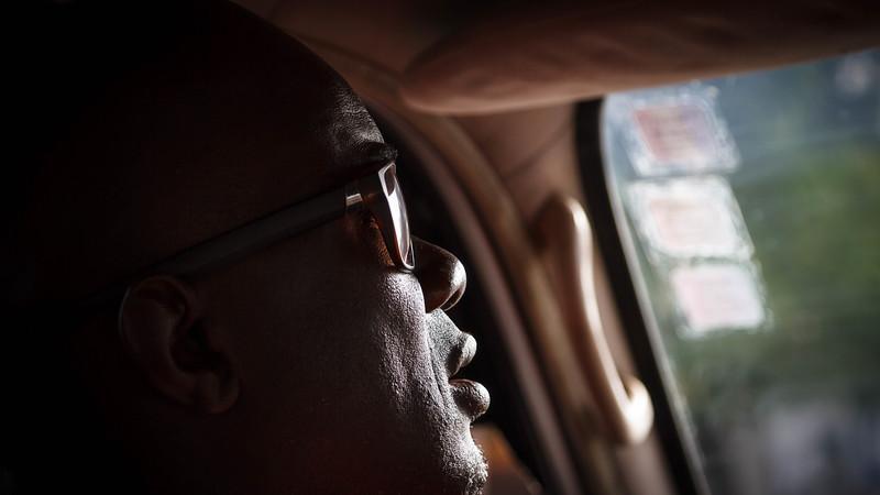 Profile taxi driver