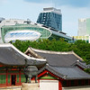 Deoksugung Palace and Seoul City Hall