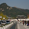 King Sejong and Gyeongbokgung, where he ruled for 32 years.
