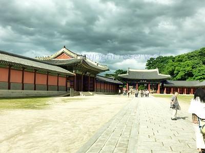 Seoul Gyeongdeokgung Palace