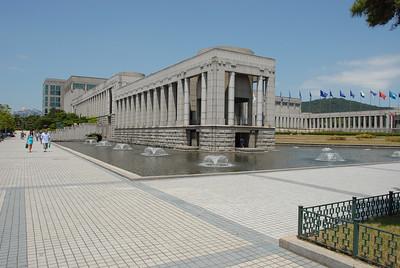 Seoul War Memorial Museum